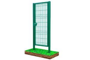 Забор ограждения, сетка секциями, 3D Калитки разной высоты по низкой цене лучшее качество