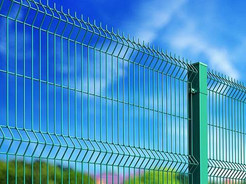 Ограждения из сетки 3D забор в Киеве совсем дешево лучшее качество от Арембуд