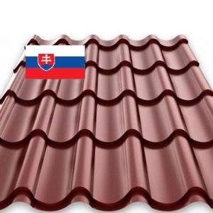 Металлочерепица Словакия монтеррей цена в Киеве Украине, Гарантия доставка