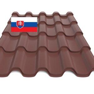 Металлочерепица Словакия цена в Киеве Украине, Гарантия письменная Арембуд