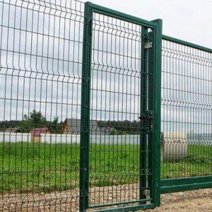 Калитка секционный забор купить низкая цена в Киеве