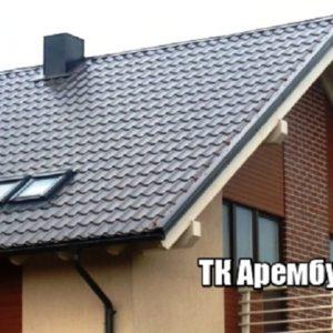 Металлочерепица Богдановка производство в Киеве цена завода Арембуд