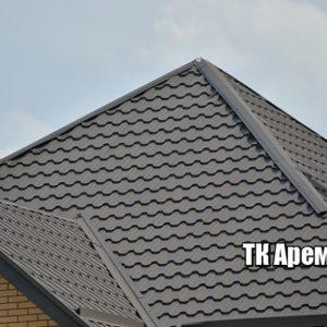 Металлочерепица Вишневое производство в Киеве цена завода Арембуд