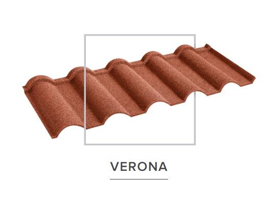 Квинтайл класик Verona композитная металлочерепица Арембуд Кровля для всех